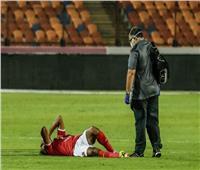 أول تعليق من «كهربا» بعد إصابته في مباراة الأهلي وبيراميدز