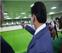 صبحي: مصر تستضيف بطولات عالمية للرماية في 2021 و2023
