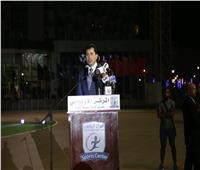 وزير الرياضة يفتتح أولمبياد «الطفل المصري»