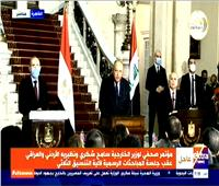وزير الخارجية: نعمل لتفعيل التعاون الثلاثي بين مصر والأردن والعراق