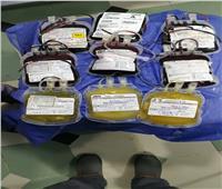ضبط أكياس دم وبلازما فاسدة بمستشفى خاص بالشرقية