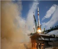 إطلاق المركبة الفضائية المأهولة «سويوز» من قاعدة «بايكونور» الروسية