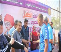 «الشباب والرياضة» تعلن نتائج المنافسات النهائية لأولمبياد الطفل المصري