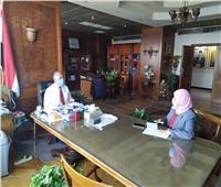 عبد العاطي يتابع اللمسات الأخيرة لتنظيم أسبوع القاهرة للمياه ٢٠٢٠