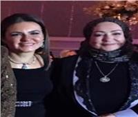 سحر نصر تنعي زوجة الفريق محمد العصار: تعلمت منها الكثير