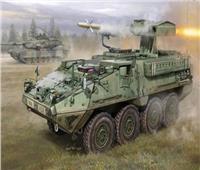 أمريكا تختبر قاذفة الصواريخ الموجهة«Stryker ATGM»