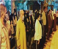 صور   ملحمة النصر العظيم بـ«ثقافة الفيوم»