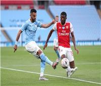 بث مباشر  مباراة مانشستر سيتي وأرسنال في الدوري الإنجليزي
