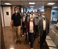 وزيرة الصحة: تخصيص مشرف إكلينيكي لكل 6 وحدات صحية بالإسماعيلية