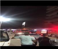 السيطرة على حريق داخل مطعم فى مصر الجديدة دون إصابات
