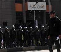 تكثيف أمني بمحيط مجلس الدولة لنظر دعوى وقف قرار عزل مرتضى منصور