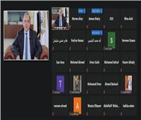 رئيس البورصة : نستهدف بناء الوعى بدور البورصات لدى طلاب الجامعات