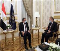 وزير الإعلام يلتقى بسفير الاتحاد الأوروبي لبحث سبل التعاون المشترك