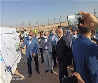 الجزار: نفذنا10 مشروعات للصرف الصحي بجنوب سيناء