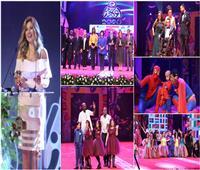 صور | تفاصيل افتتاح ملتقى «أولادنا».. أنوشكا وبلاك تيما نجوم الحفل