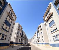 صور | تطوير 496 وحدة سكنية بمنطقة الرويسات بشرم الشيخ