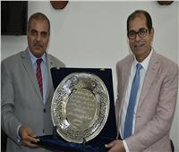 احتفالية بجامعة الأزهر بتعيين «عامر» عضوا بمجلس الشيوخ