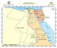 ننشر أماكن 7 مشروعات تعدينية بخريطة فرص الاستثمار التعديني بمصر