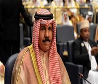 أمير الكويت: سنستمر على نهج الشيخ صباح.. وملتزمون بالديمقراطية والدستور
