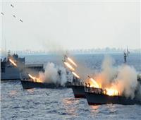 أمريكا واليابان وأستراليا تجري مناورات بحرية في بحر الصين الجنوبي
