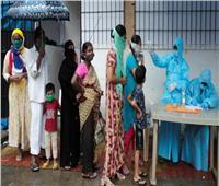إصابات كورونا في الهند تصل لأدنى مستوى منذ 3 شهور