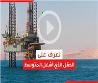 فيديوجراف| تعرف على الحقل الذي أشعل البحر المتوسط