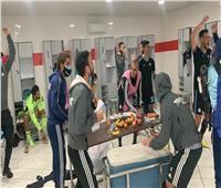 ممدوح عيد يهنئ لاعبي «بيراميدز» بالتأهل لنهائي «الكونفيدرالية»