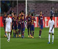 فيديو| برشلونة يفتتح مشواره في دوري الأبطال باكتساح فرينكفاروزي