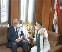 علي جمعة: جامعة القاهرة لم تتأخر في تقديم أفكار الخير