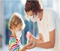 علامة جديدة تكشف كورونا عند الأطفال