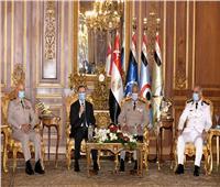 وزير الداخلية يهنئ رجال القوات المسلحة بذكرى انتصارات أكتوبر