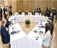 صور وفيديو | قمة مصر واليونان وقبرص.. تصدٍ لسياسات تزعزع استقرار المنطقة