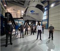 «مصر للطيران» تضيف جهاز «الطيران التمثيلى» لأحدث طائرات الإيرباص