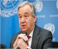 أمين عام الأمم المتحدة يدعو الأفراد إلى مكافحة المعلومات المغلوطة