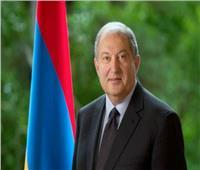 الرئيس الأرميني يطالب تركيا بألا تكون طرفًا في النزاع في قره باغ