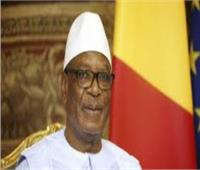 رئيس مالي السابق يعود إلى بلاده بعد تلقيه فترة علاج بالإمارات