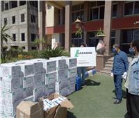 مصر تنجح في التخلص الآمن من 35 طنا من المبيدات الضارة بالموانئ