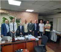 تفعيل اتفاق الربط الشبكي بين مصلحة الجمارك وشركة ميناء القاهرة