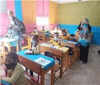 «كورونا المدارس».. سيناريوهات «التعليم» لتحصين الطلاب من الفيروس