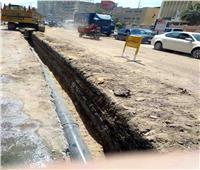 غدا.. قطع المياه عن مدينة سوهاج