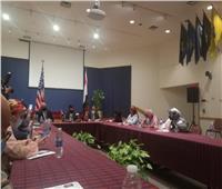 وكيل وزارة الخارجية الأمريكي: مصر دولة ذات تاريخ عظيم ومستقبل واعد