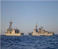 «البحرية» المصرية والأسبانية تنفذان تدریباً عابراً في نطاق الأسطول الجنوبي