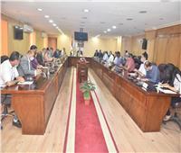 محافظ أسيوط يترأس اجتماع مناقشة الاستعدادات النهائية لإنتخابات «النواب»