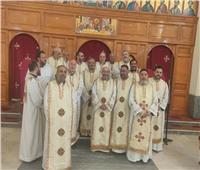 انتهاء فعاليات «الرياضة الروحية» لكهنة إيبارشية الإسماعيلية