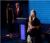 انتهاء المناظرة الرئاسية الأخيرة بين ترامب وبايدن