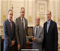 «قضاة البحيرة» يهنئ رئيس محكمة النقض لتوليه رئاسة مجلس القضاء الأعلى