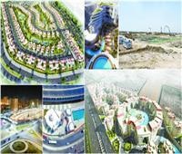 «صوارى».. تجمع عمراني جديد يضم ٢٢ ألف وحدة سكنية