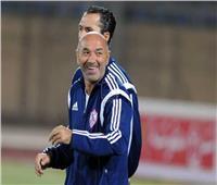 باتشيكو يستعين بـ«الكرة الطائرة» في تدريب الزمالك