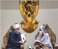 صور | وزير الأوقاف يلقي كلمة حول الدين والوطن ومشروعية الدولة بالخرطوم