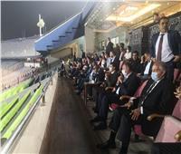 وزير الرياضة: ستاد القاهرة جاهز لاستضافة نهائي دوري أبطال إفريقيا
